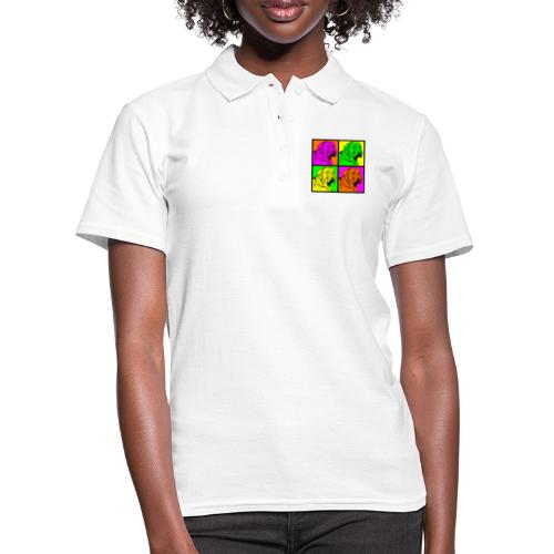 Bouledogue Anglais Couleur - Women's Polo Shirt