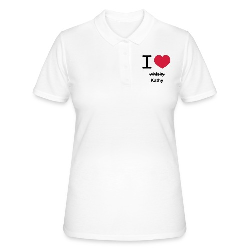 ilovekathy - Women's Polo Shirt