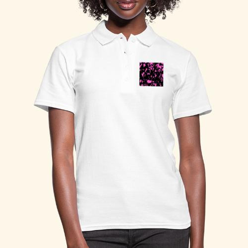 Macchie rosa - Women's Polo Shirt