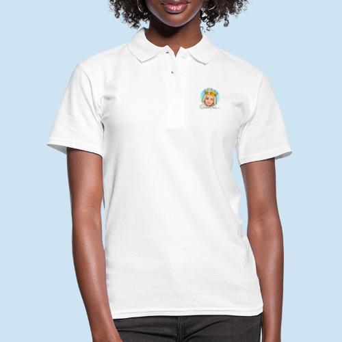 QueeenTran Logo Bitmoji - Women's Polo Shirt