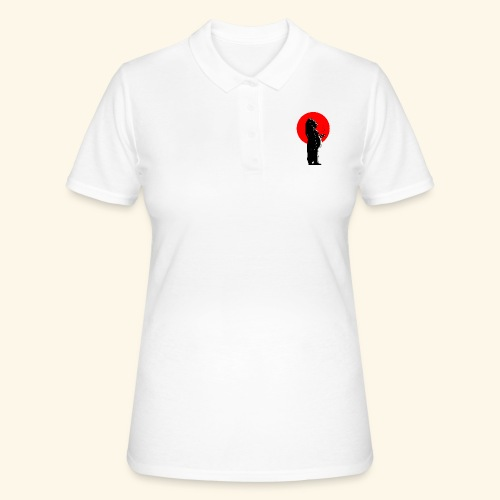 Coffee time & Gorilla - Women's Polo Shirt