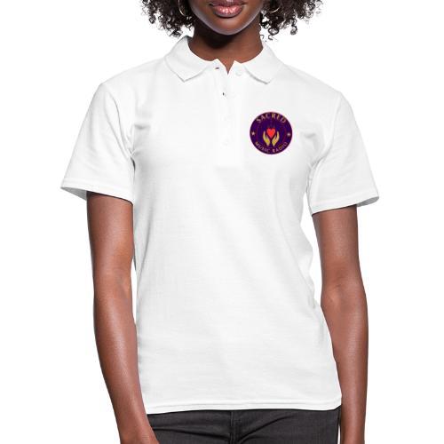Spread Peace Through Music - Women's Polo Shirt
