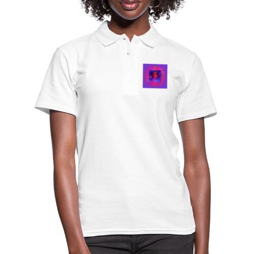 Tropical Summer Nights - Women's Polo Shirt