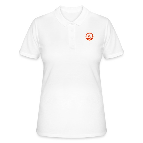 Team Buschfink Logo On Dark - Women's Polo Shirt