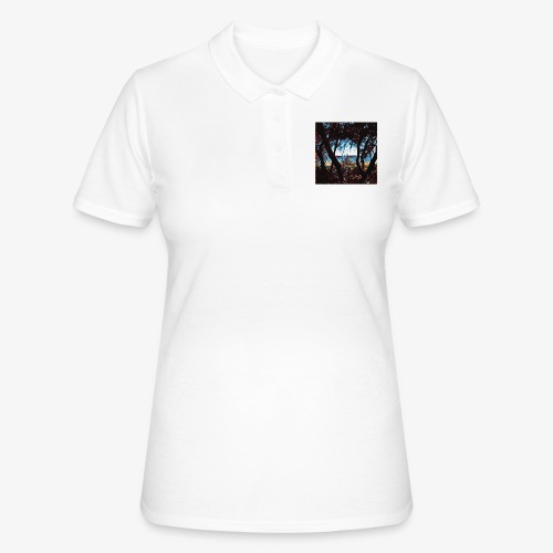 Vista mare dalla pineta - Women's Polo Shirt