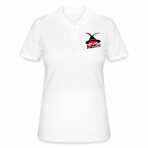 I love Südtirol - Frauen Polo Shirt