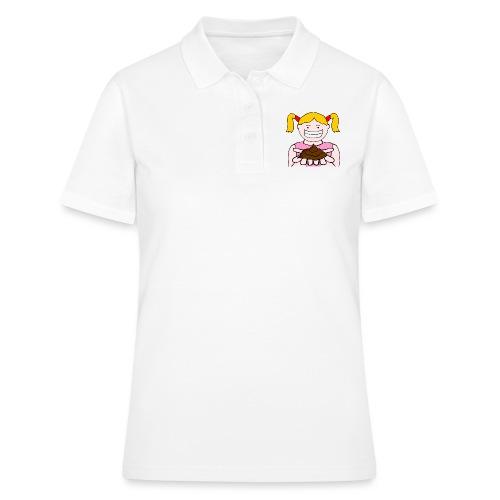 Trudy Walker Poo - Women's Polo Shirt