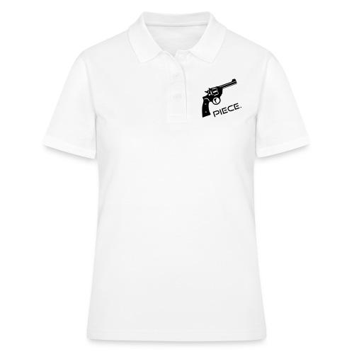 Waffe - Piece - Frauen Polo Shirt