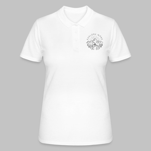 Explore more - Women's Polo Shirt