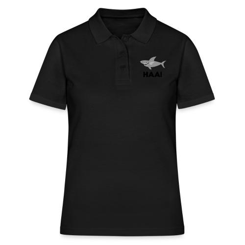 haai hallo hoi - Women's Polo Shirt