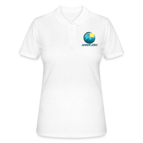 Summer Vibes - Women's Polo Shirt