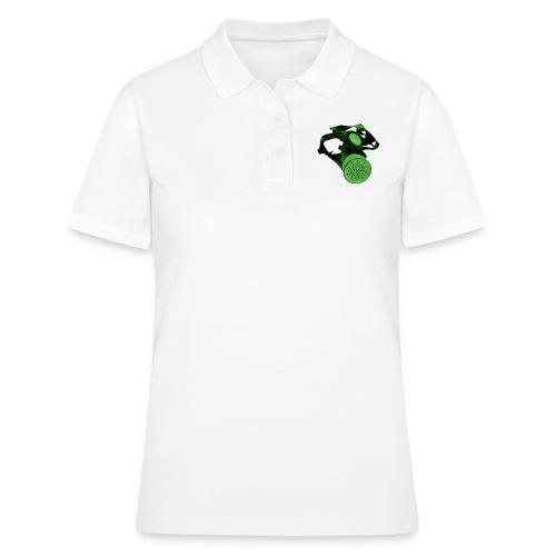 gas shield - Women's Polo Shirt