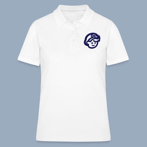 logo bb spreadshirt bb kopfonly - Frauen Polo Shirt