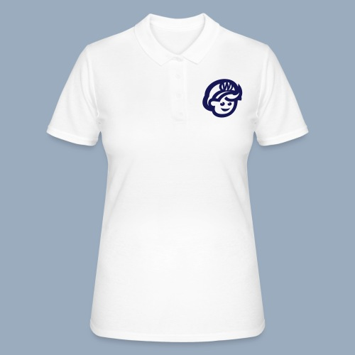 logo bb spreadshirt bb kopfonly - Women's Polo Shirt