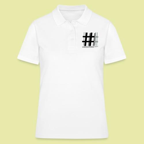 Hashtag - Frauen Polo Shirt