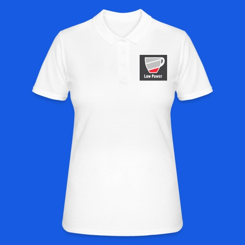 Low power need refill - Poloshirt dame