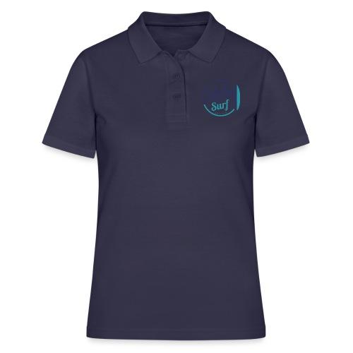 London Surf Classic Logo - Women's Polo Shirt
