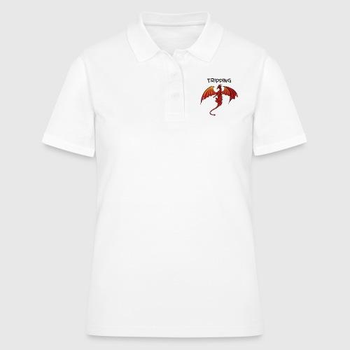 tripping - Women's Polo Shirt