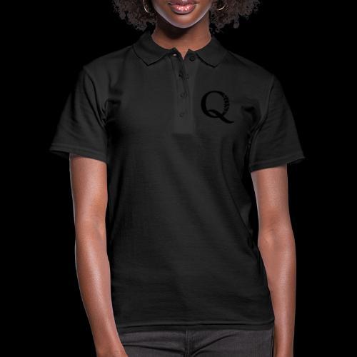 Q Anon Q-Anon Original Logo - Frauen Polo Shirt