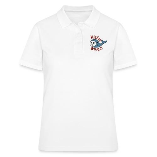 Killer Whale - Frauen Polo Shirt