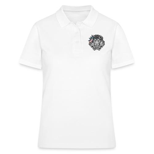 leone indiano - Women's Polo Shirt