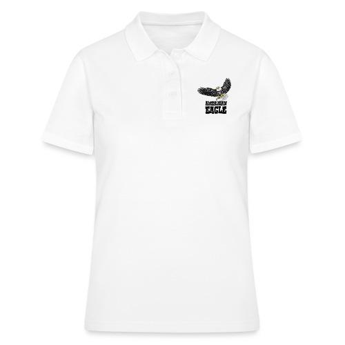 American eagle 2 - Women's Polo Shirt