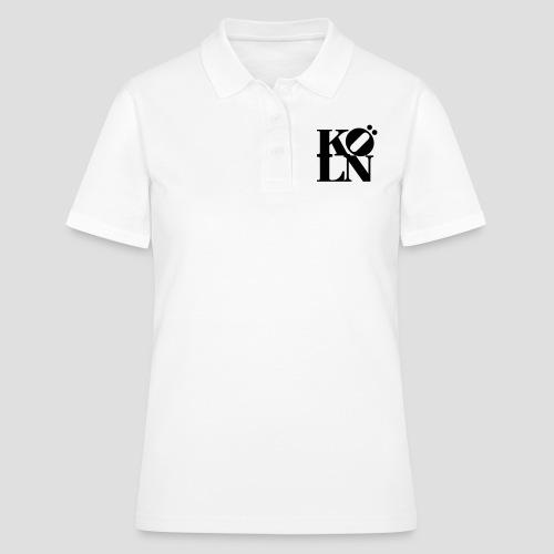 KOELN - Frauen Polo Shirt