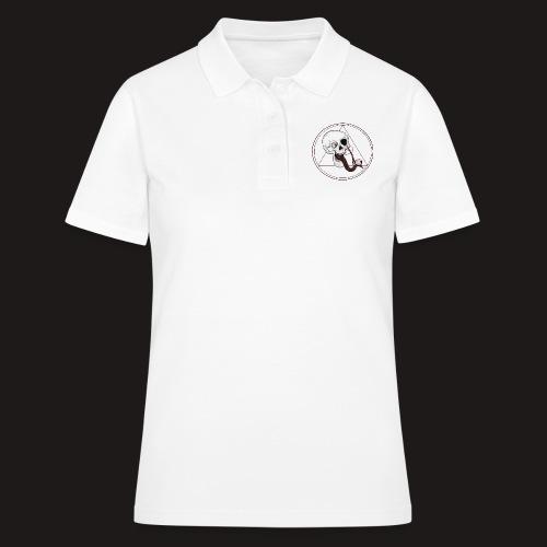 EyeSkull - Frauen Polo Shirt