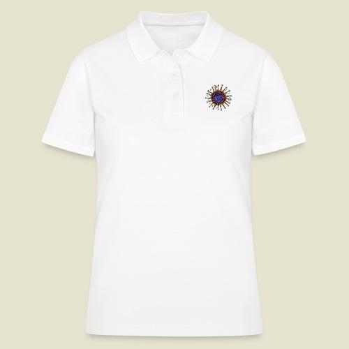 Celebrate Life Mandala - Frauen Polo Shirt