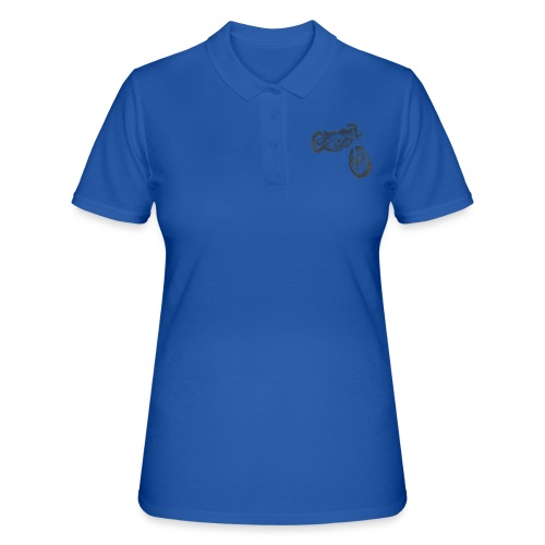 bike (Vio) - Women's Polo Shirt