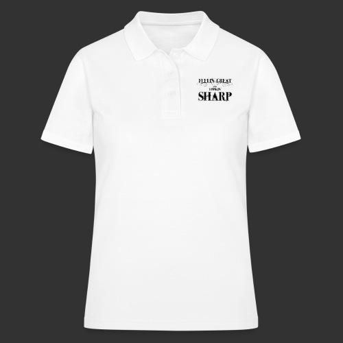 looking sharp - Women's Polo Shirt