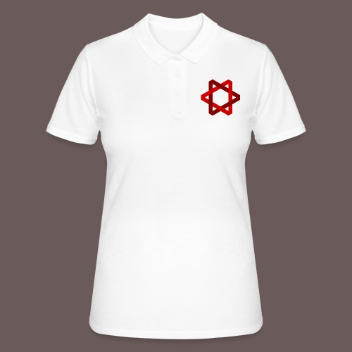 Two Triangles - Women's Polo Shirt