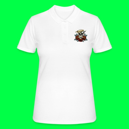 draw or die - Polo Femme