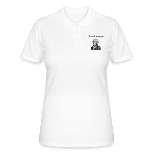 T-shirt French marquis n°1 - Women's Polo Shirt