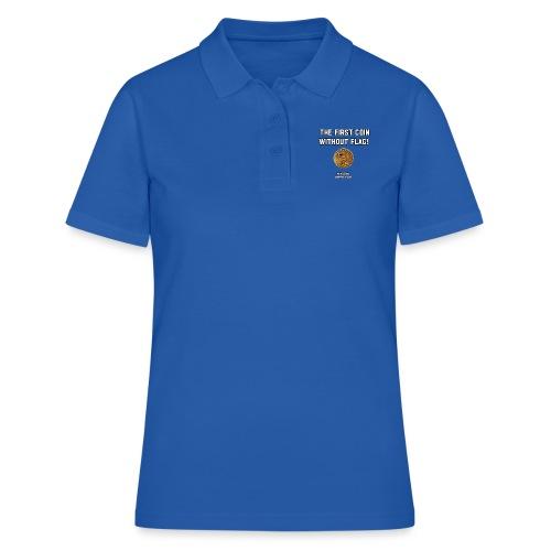 Coin with no flag - Women's Polo Shirt