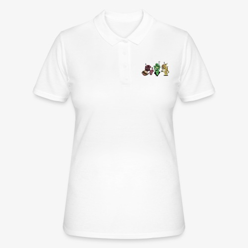 Weird communication - Women's Polo Shirt