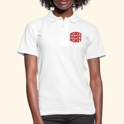 Money money money - Women's Polo Shirt
