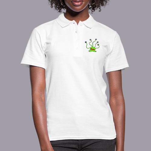 Glubschaugenmonster - Frauen Polo Shirt