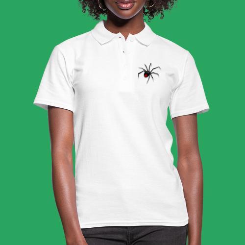 spider logo fantasy - Polo donna