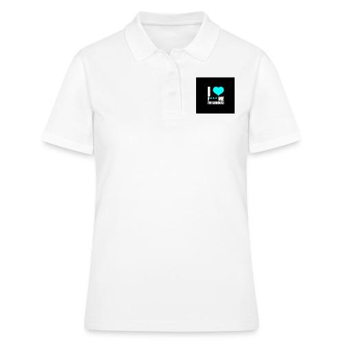 I Love FMIF Badge - Women's Polo Shirt