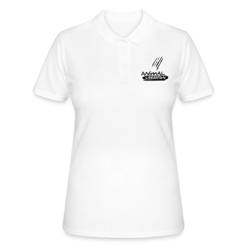 animalliberation01o_225x225 - Frauen Polo Shirt
