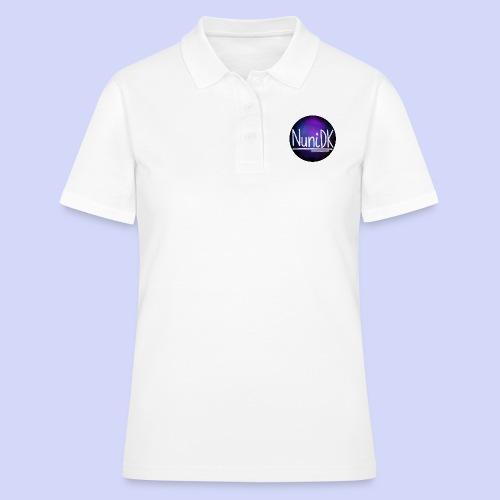 Galaxy shade, NuniDK collection - female top - Women's Polo Shirt