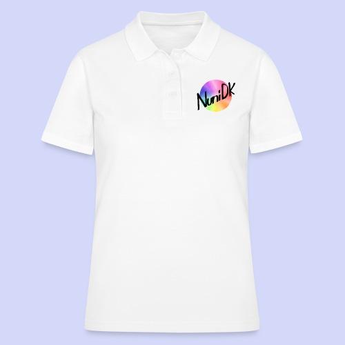 Rainbow shade, NuniDK Collection - Female top - Poloshirt dame