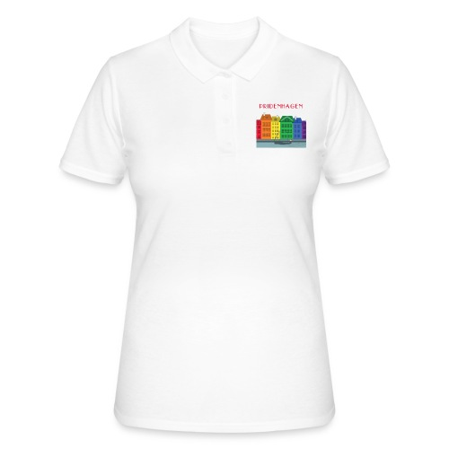 PRIDENHAGEN NYHAVN T-SHIRT - Women's Polo Shirt
