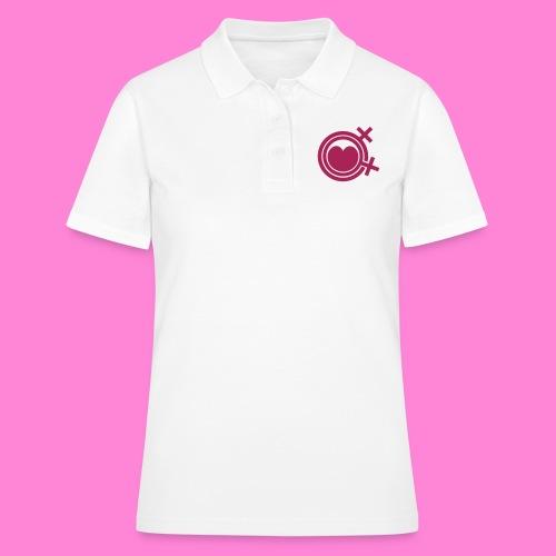 Ik hou van mijn vrouw/vriendin - Women's Polo Shirt