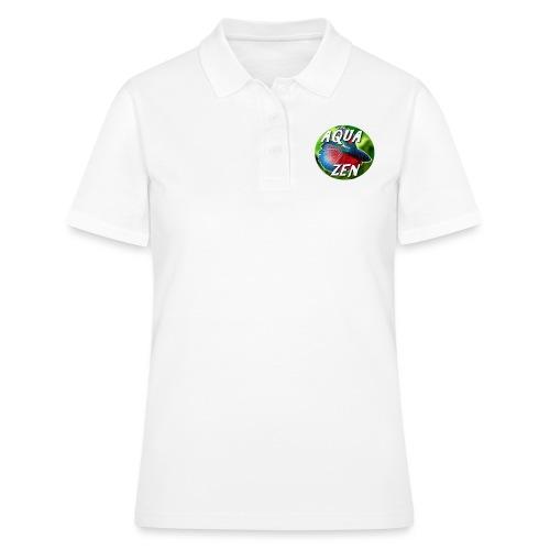 Aqua Zen - Women's Polo Shirt