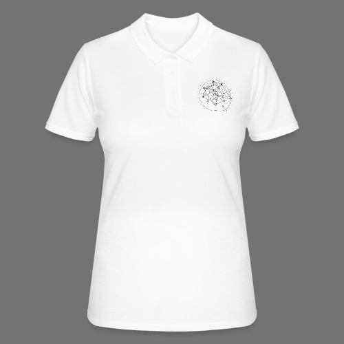 SEO Strategy No.1 (black) - Women's Polo Shirt