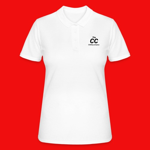 """LIMITED ADDITION """"The clothing company"""" - Women's Polo Shirt"""
