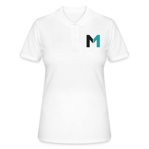 Logo M - Frauen Polo Shirt