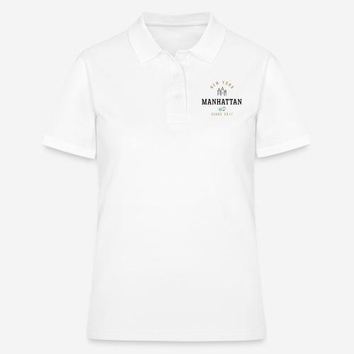 NEW YORK - MANHATTAN - Women's Polo Shirt